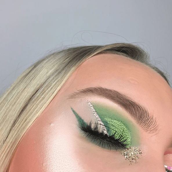 Makeup for St Patricks Day 18