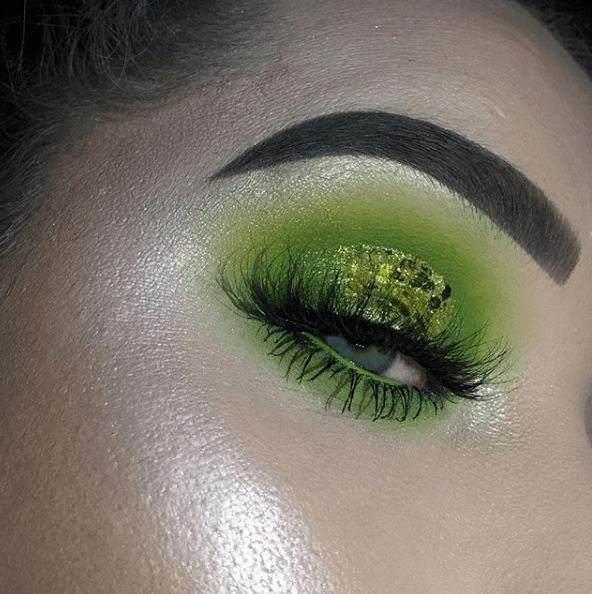 Makeup for St Patricks Day 21