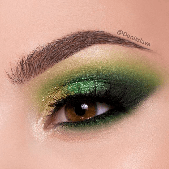 Makeup for St Patricks Day 22