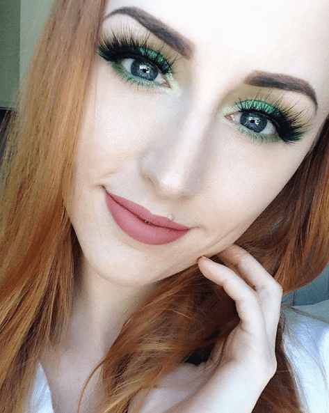 Makeup for St Patricks Day 25
