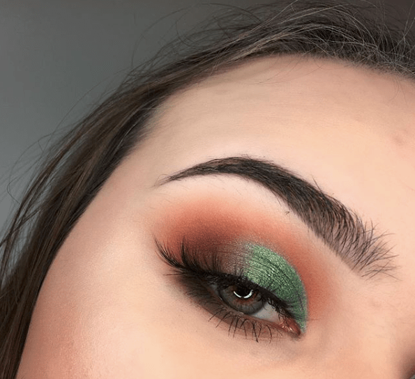 Makeup for St Patricks Day 3