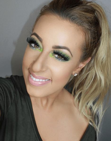 Makeup for St Patricks Day 30