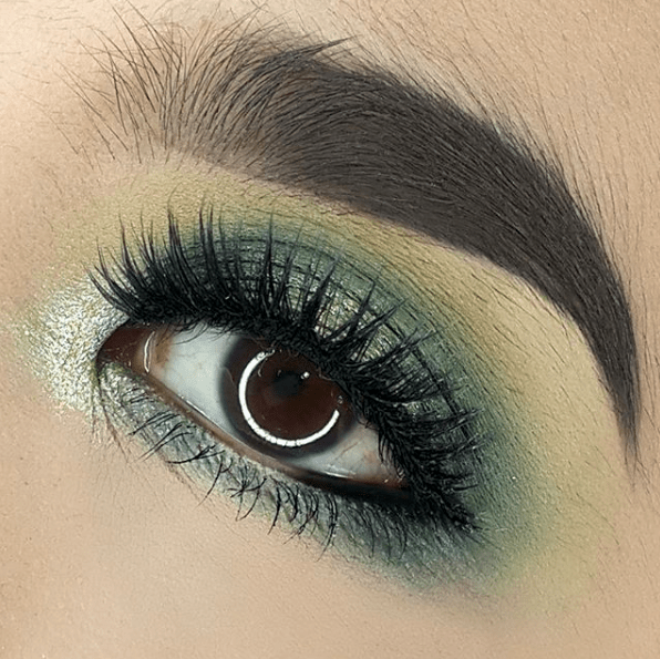 Makeup for St Patricks Day 7