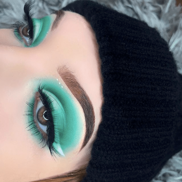 Makeup for St Patricks Day 8