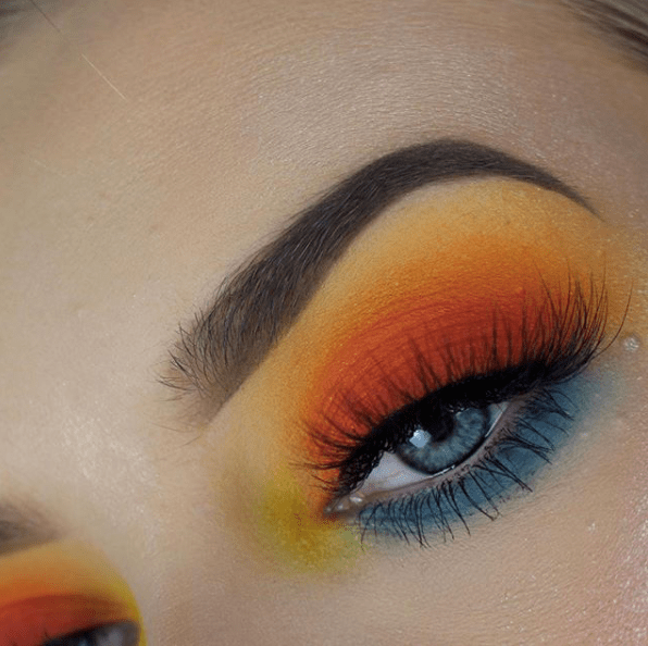 Sunset Makeup Looks 11