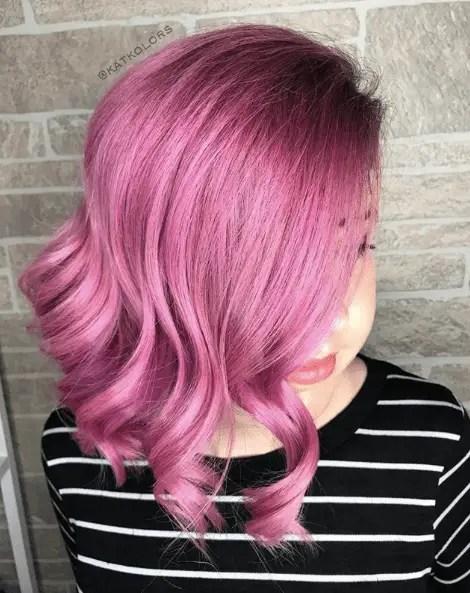 Pastel Pink Hair 35
