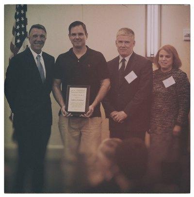 Lifesaver Award Ceremony