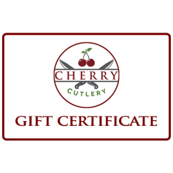Cherry Cutlery Gift Card