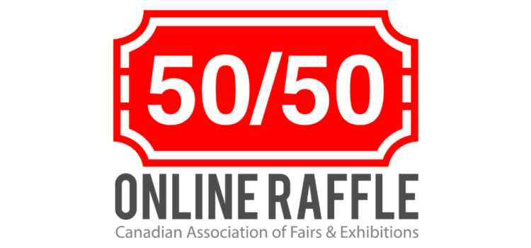 Online 50/50 Raffle