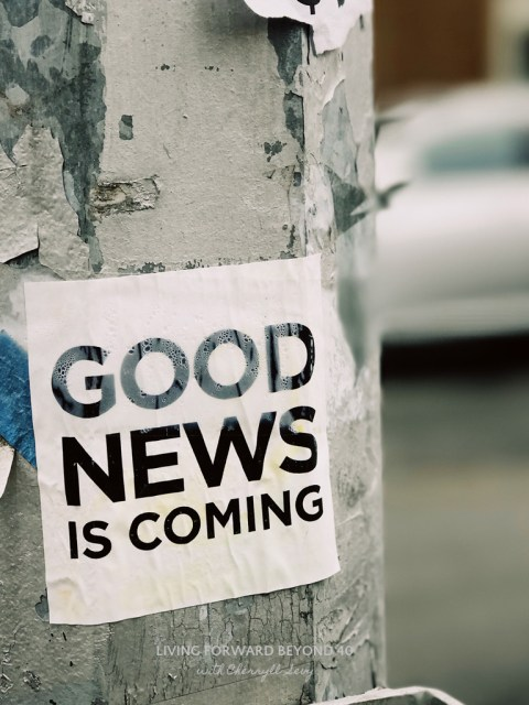 Good News tablet wallpaper