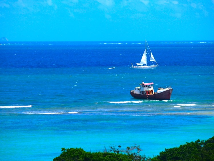 Carriacou boats