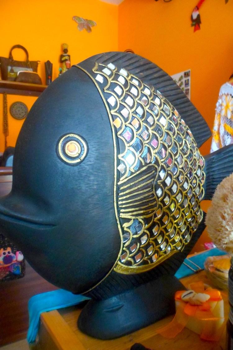 Fish Sculpture Cape Verde SAM_1772