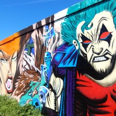 South End On Sea Southend Essex eastern esplanade graffiti street art DSCN5320