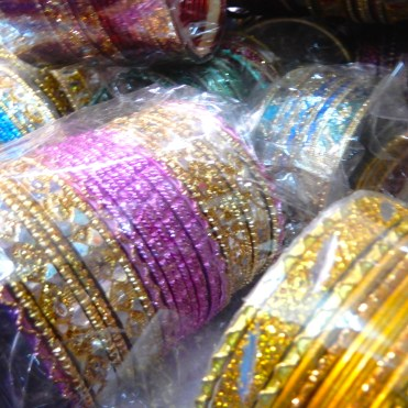 Got myself dome bangles, but my gosh, so much to choose from..
