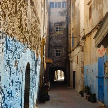 Essaouira back streets