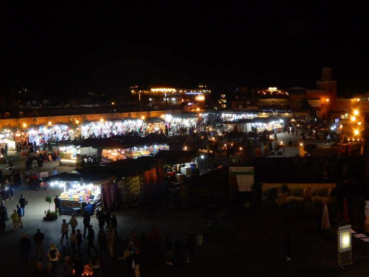 Morocco Marrakech Medina DSCN9886