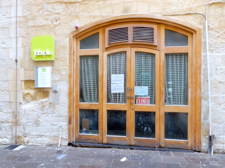 Malta Valletta cherrylsblog.com job centre DSCN0970