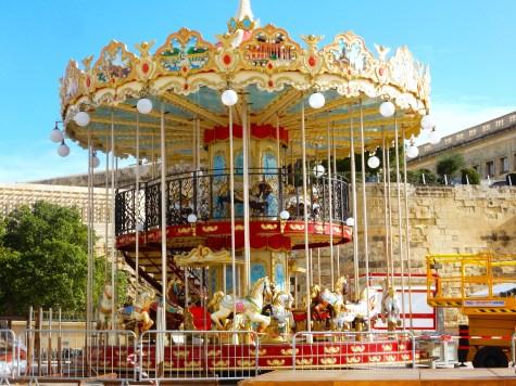 Malta Valletta cherrylsblog.com merry go round DSCN0830