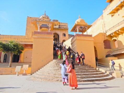 India Jaipur Pink City Amber Palace Cherrylsblog.com DSCN9805