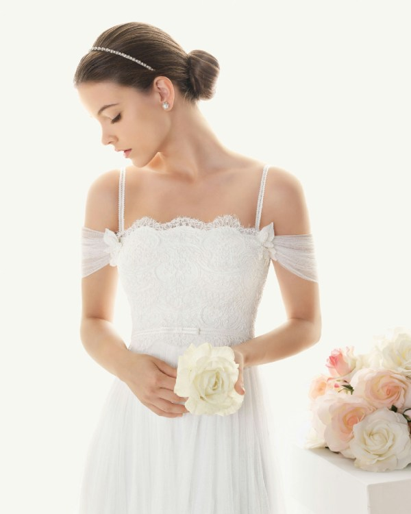 Simple Country Wedding Ideas: Wedding Dresses