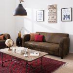 5% sparen – Sofa TULLOW (3-Sitzer) von ARS MANUFACTI – nur 379,99€