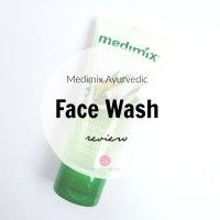 Medimix Essential Herbs Ayurvedic Facewash| Review & Price