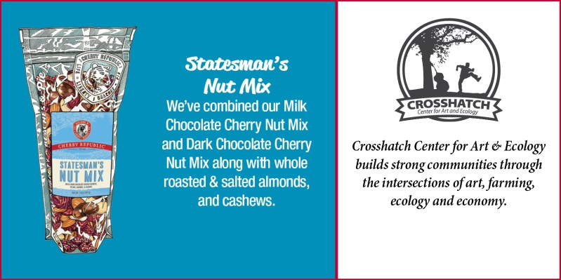 Statesman's Nut Mix