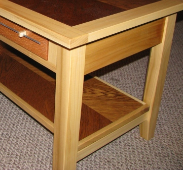 Why i like working with poplar cherry ridge woodworks for Is poplar good for furniture