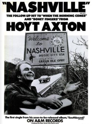 Image result for hoyt axton billboard ad