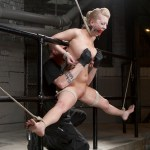 Cherry Torn Bound at Sadistic Rope