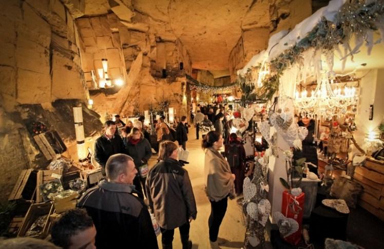 valkenburg-cave-xmas
