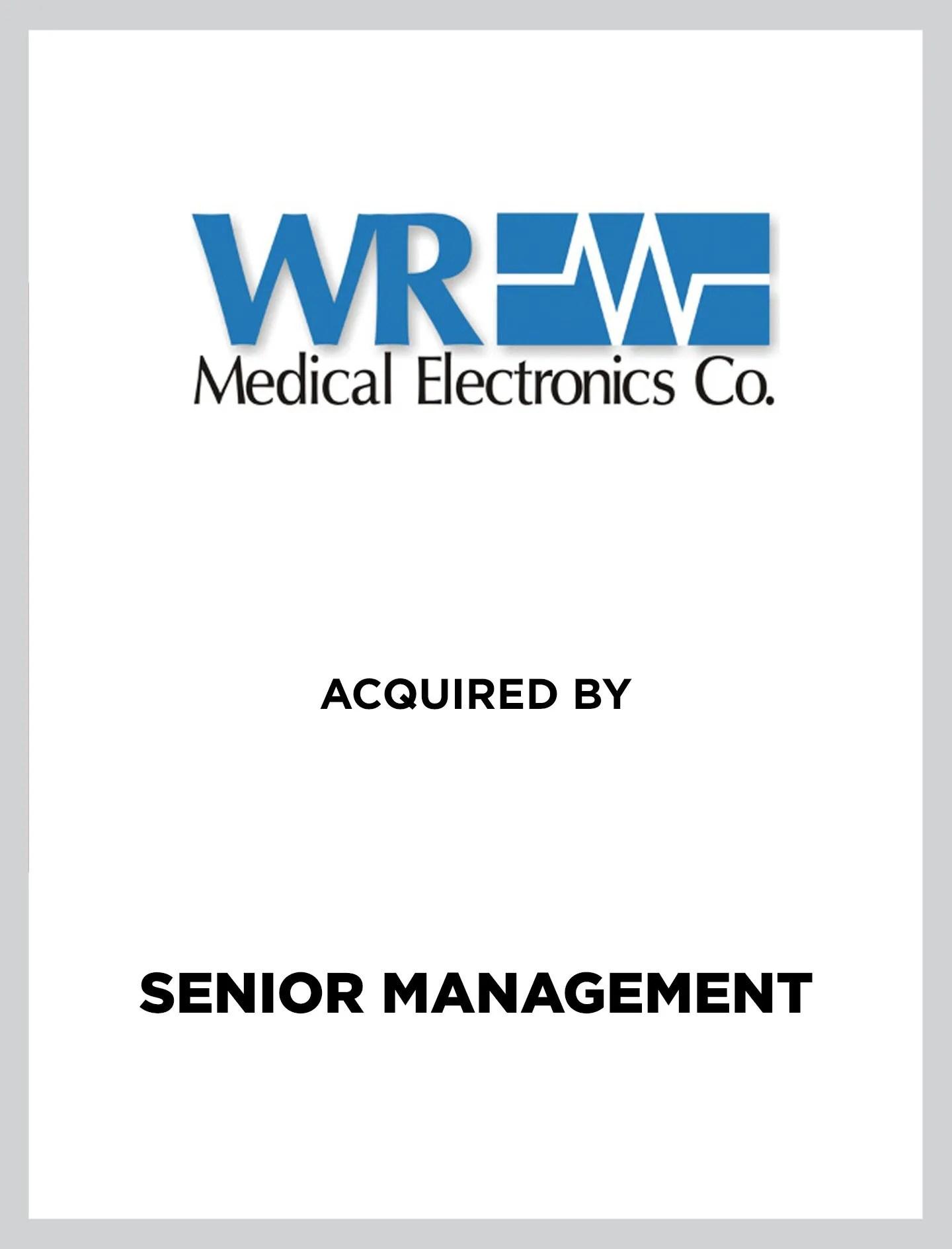 WR medical