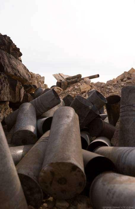 Сирийский конфликт глазами российского фотографа (30 фото)