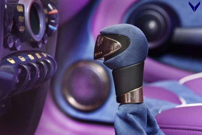 Самый эксцентричный MINI от тюнеров Vilner (13 фото)
