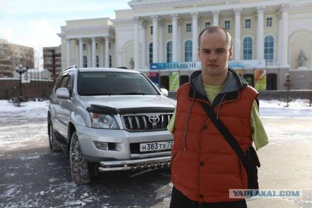 ТОЙОТА ЛЕНД КРУЗЕР ПРАДО 2008 — ОТЗЫВ НЕСТАНДАРТНОГО ВЛАДЕЛЬЦА