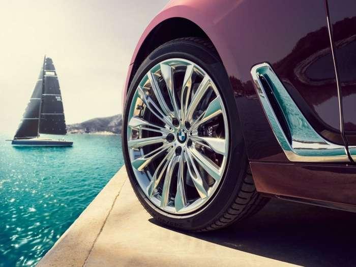 BMW 7-Series превратили в -яхту- на колесах-11 фото-