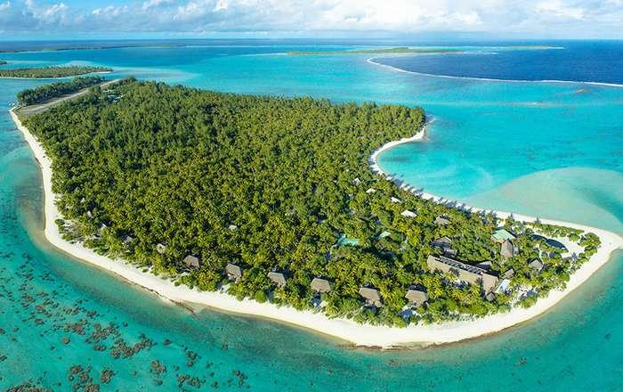 Частные острова для отдыха мечты