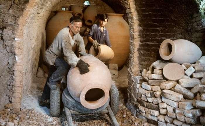 Грузинское вино оказалось древнейшим в мире-3 фото + 1 видео-