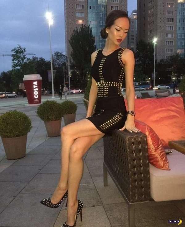 Главная Барби Казахстана!
