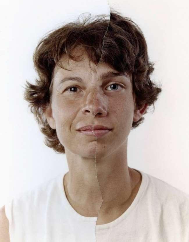 Фотограф показал, как удивительно меняется человек втечение своей жизни