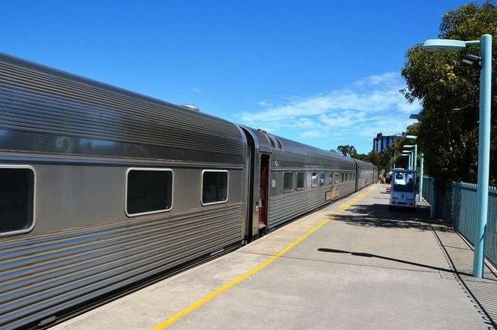 Путешествие по Австралии на поезде (59 фото)