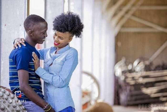 Преображение бездомной влюбленной пары из Найроби
