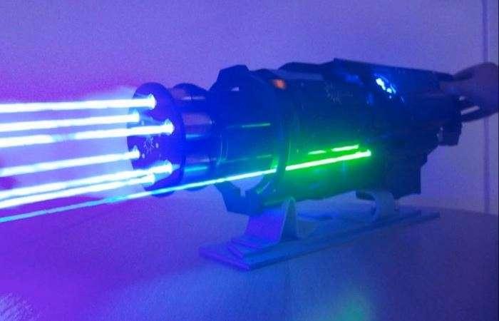 Оружие завтрашнего дня: боевые лазеры, которые создали в Советском Союзе
