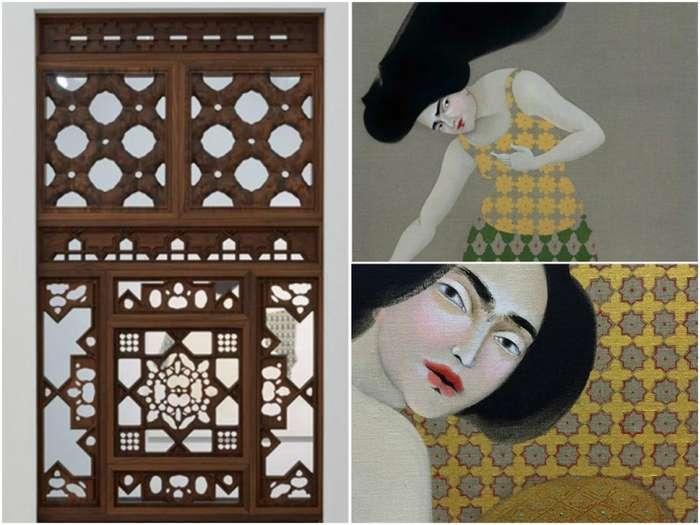 Nail Art History - когда маникюр встречается с известными абстрактными картинами (Фото)