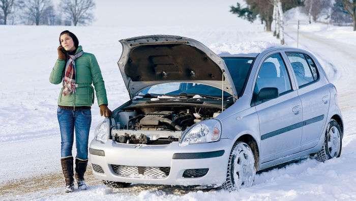 Стоит ли прогревать автомобиль зимой
