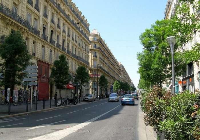 Марсель - южные ворота Франции-47 фото-