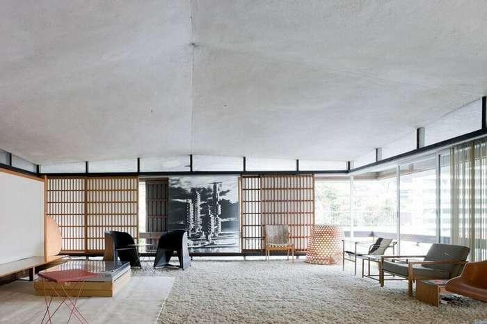 Жизнь в капсулах: как в Японии попытались изобрести новую архитектуру-22 фото-