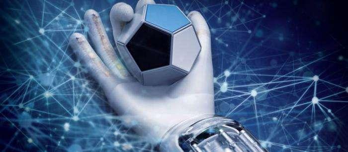 Мягкая роботизированная рука от Festo может сама обучаться манипуляции объектами -4 фото + видео-