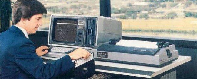 Компьютеры 1960-х: смотрите, как далеко шагнул прогресс!-23 фото-