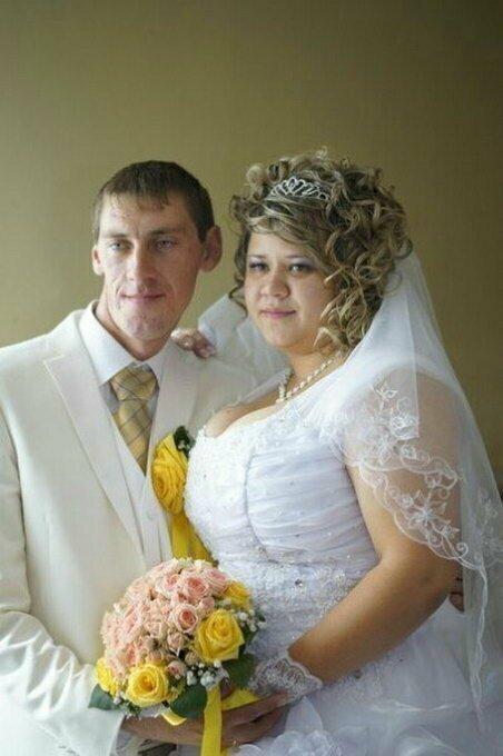 Свадьбы по-русски, в которых так много сумасшествия-20 фото-